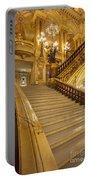 Palais Garnier Interior Portable Battery Charger by Brian Jannsen