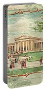 Pan-american Exposition Portable Battery Charger