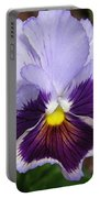 Pansy From The Chalon Supreme Primed Mix Portable Battery Charger