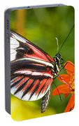 Piano Key Butterfly Portable Battery Charger