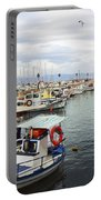 Port Of Aegina Portable Battery Charger