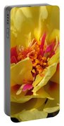 Portulaca Named Happy Hour Banana Portable Battery Charger
