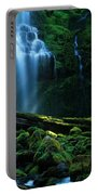 Proxy Falls Oregon Portable Battery Charger