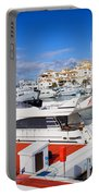 Puerto Banus Marina In Spain Portable Battery Charger