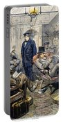 Pullman Car, 1876 Portable Battery Charger