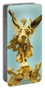 Queen Victoria Memorial In London Portable Battery Charger