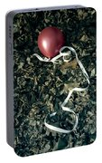 Red Balloon Portable Battery Charger