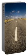 Road Ahead Portable Battery Charger by Tim Hester