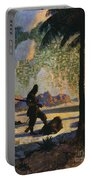 Robinson Crusoe, 1920 Portable Battery Charger