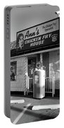 Route 66 - Ann's Chicken Fry House Portable Battery Charger