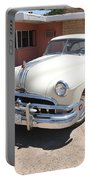 Route 66 - Classic Pontiac Portable Battery Charger