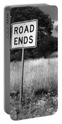 Route 66 - End Of The Road Portable Battery Charger