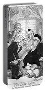 Rowlandson: Quack Doctor Portable Battery Charger