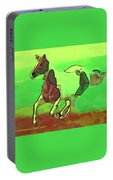 Running Horse Portable Battery Charger
