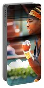 Serena Williams Portable Battery Charger