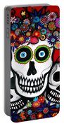 3 Skulls Portable Battery Charger