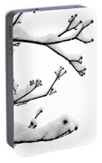 Snow Cover Portable Battery Charger