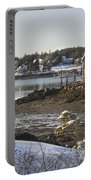 South Bristol On The Coast Of Maine Portable Battery Charger