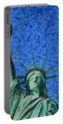 Statue Of Liberty Portable Battery Charger
