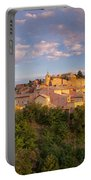 Sunrise Over Roussillon Portable Battery Charger