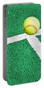 Tennis Ball Portable Battery Charger