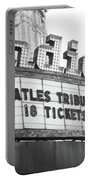 Terre Haute - Indiana Theater Portable Battery Charger