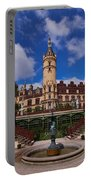The Castle Of Schwerin Portable Battery Charger