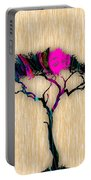 Tree Art Portable Battery Charger