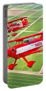 Two Pitts Special S-2a Aerobatic Portable Battery Charger