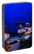 Underwater Scene Portable Battery Charger