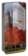 Usa, Illinois, Chicago, Millennium Portable Battery Charger
