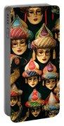 Venetian Masks Portable Battery Charger