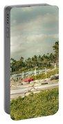 Wailea Beach Maui Hawaii Portable Battery Charger by Sharon Mau