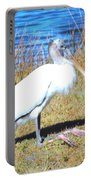 Woodstork Portable Battery Charger