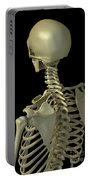 Bones Of The Upper Body Portable Battery Charger