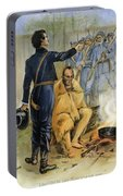 Abraham Lincoln (1809-1865) Portable Battery Charger