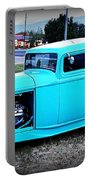 32 Ford Victoria Two Door Portable Battery Charger