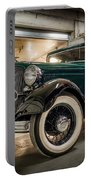 '33 Plymouth Portable Battery Charger