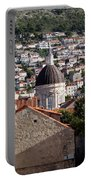 Views Of Dubrovnik Croatia Portable Battery Charger