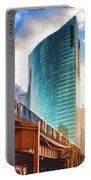333 W Wacker Drive Portable Battery Charger
