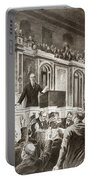 Woodrow Wilson (1856-1924) Portable Battery Charger