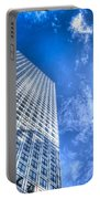 Canary Wharf  London Portable Battery Charger