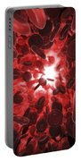 Red Blood Cells Portable Battery Charger