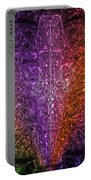 Abstract Series 03 Portable Battery Charger