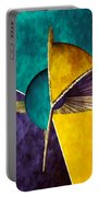 3d Abstract 22 Portable Battery Charger