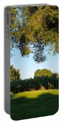 3rd Green At Quilchena  Portable Battery Charger