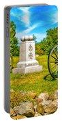 3rd Massachusetts Battery Gettysburg National Military Park Portable Battery Charger