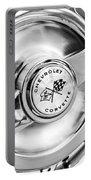 1957 Chevrolet Corvette Wheel Portable Battery Charger
