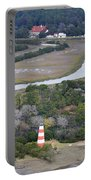 Aerial Near Jekyll Island Portable Battery Charger