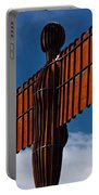 Angel Of The North Portable Battery Charger